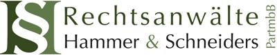 Rechtsanwälte Hammer und Schneiders Logo